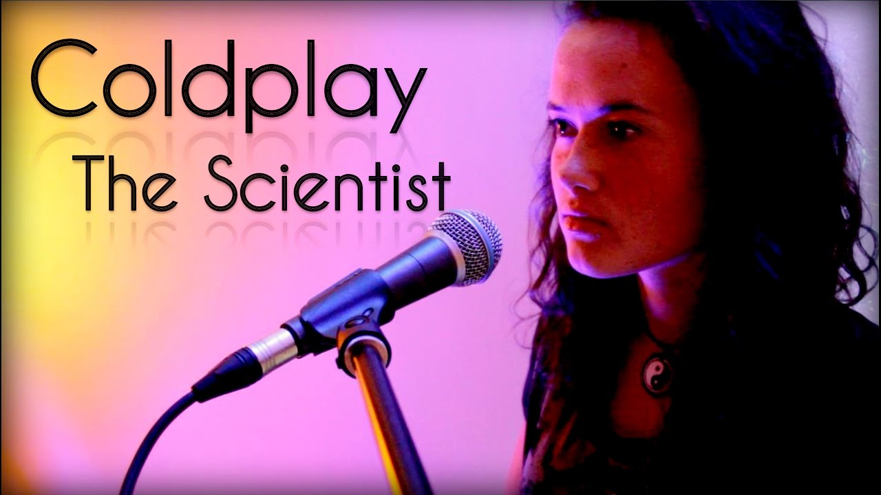 Coldplay The Scientist Cover By Karmen Pal Balaz
