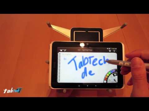 HTC Flyer Test - Software (Deutsch - HD)