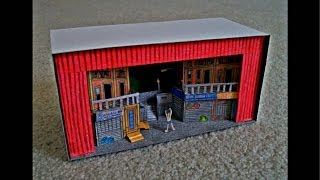 Paper Model of the In the Heights the Musical Scenic Design (National Tour)