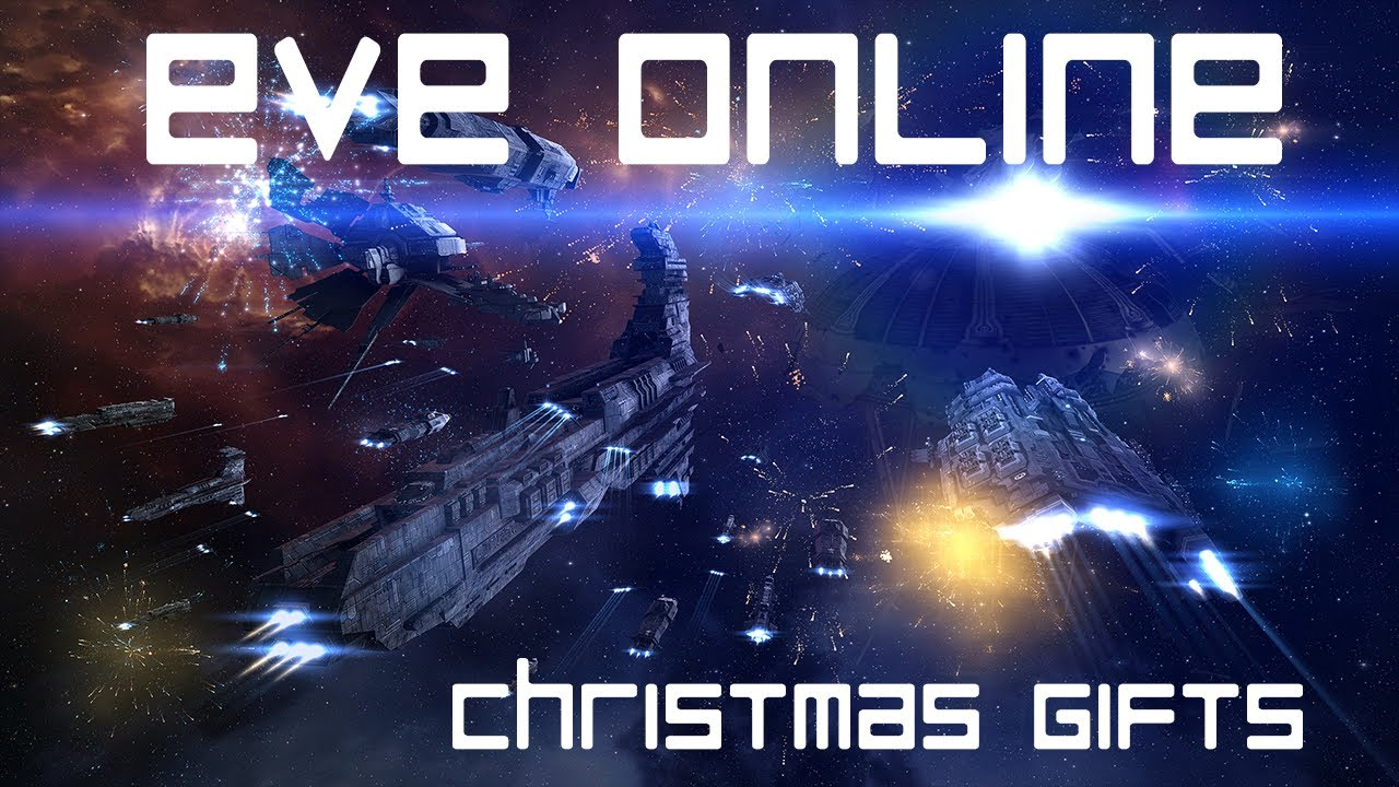 Eve Online - Christmas 2012 Presents - YouTube