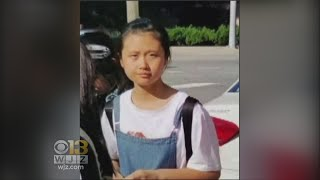 Amber Alert Issued For Abducted 12-Year-Old Girl Last Seen In Va.