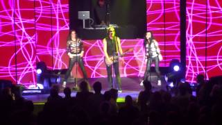 Todd Rundgren Global Tour - International Feel / Just One Victory
