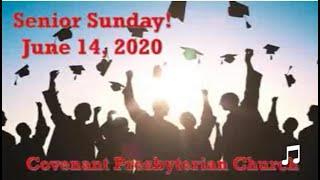 June 14, 2020 - Sunday Worship Service
