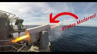 Analizando El Sistema Antimisiles RAM Block II | Armada De Mexico 2019