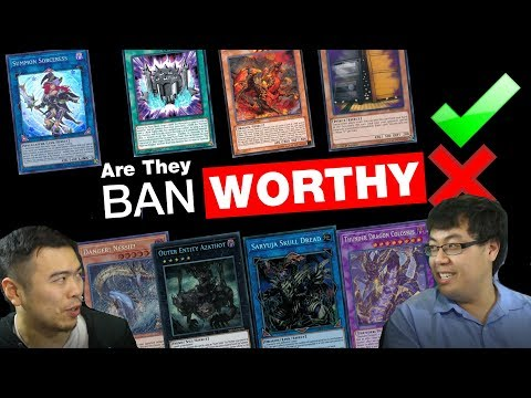 Are These BAN WORTHY Cards of March 2019