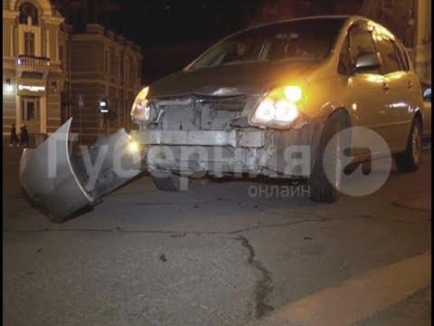 Хабаровчанина на электробайке сбил водитель минивэна в центре города. Mestoprotv