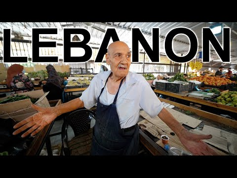 LEBANON IS FALLING - Economic Disaster in Middle East