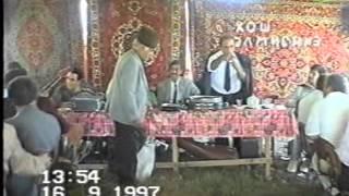 Asiq Faxret Soltanov & asiq Ehliman (Ucar).