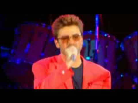 Queen and George Michael '39
