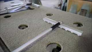 T-cutter - dispozitiv de taiere a sticlei