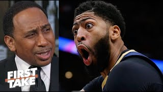 "Stephen A ""heated"" Los Angeles Lakers destroy Denver Nuggets Game1: No Chances For Nuggets In Series"