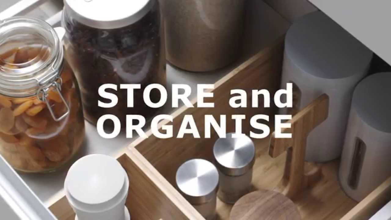 Keuken Opbergen Organizers : Metod keuken: opbergen en organiseren ikea helpt youtube