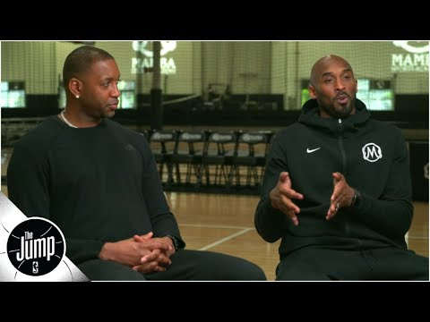 Kobe Bryant & Tracy McGrady Interview Part 2: Why Kobe wishes T-Mac had been his teammate | The Jump