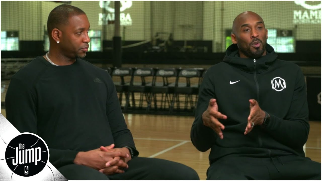 Kobe Bryant   Tracy McGrady Interview Part 2  Why Kobe wishes T-Mac had  been his teammate  093aad128