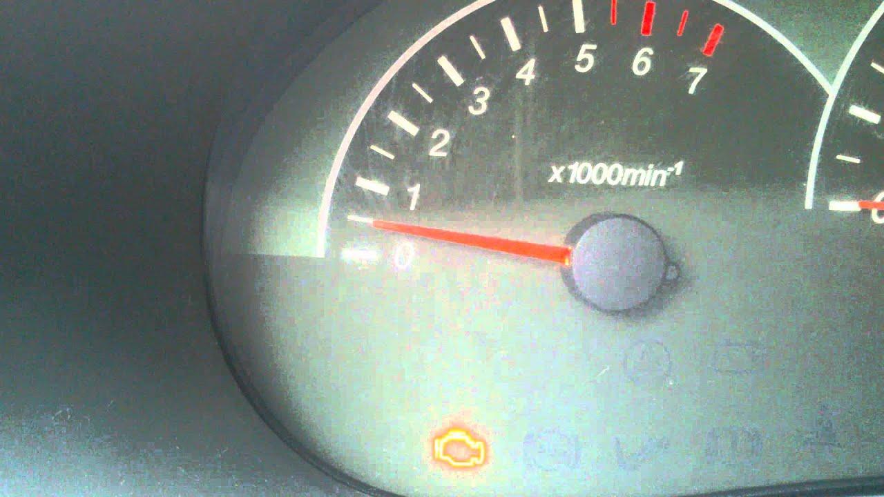 Фото №18 - на холостых оборотах трясет машину ВАЗ 2110