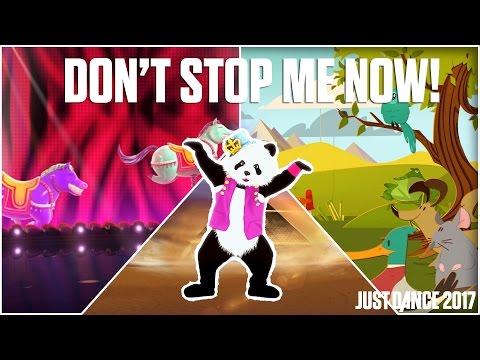 Queen  Don't Stop Me Now  Just Dance 2017  Alternate Gameplay p