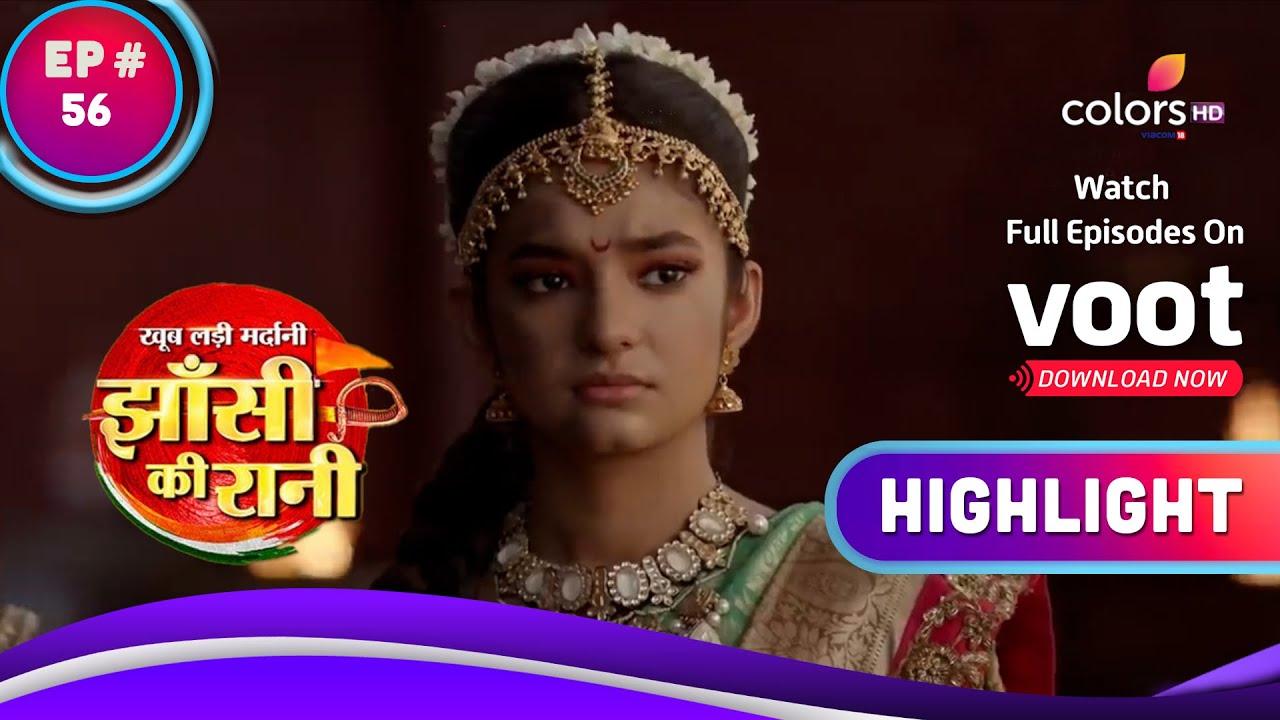 Jhansi Ki Rani | झांसी की रानी | Manikarnika Fights The Intruders | घुसपैठियों से लड़ी मणिकर्णिका