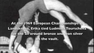 Tributes to Underrated Gymnasts-Part 3-Erika Zuchold (GDR)
