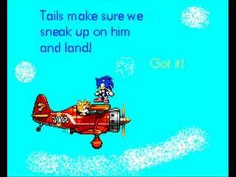 Sonic Sprite Adventure Part 2
