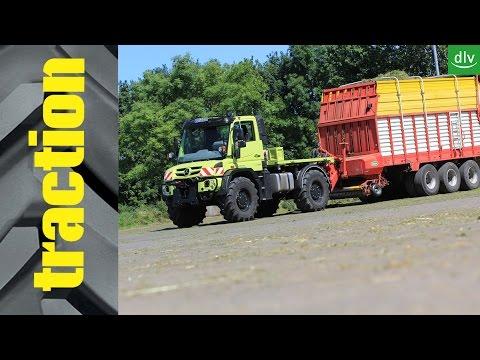 traction: Unimog U 530 im DLG PowerMix