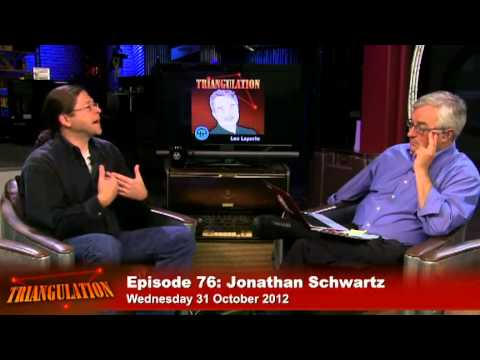 Triangulation 76: Jonathan Schwartz