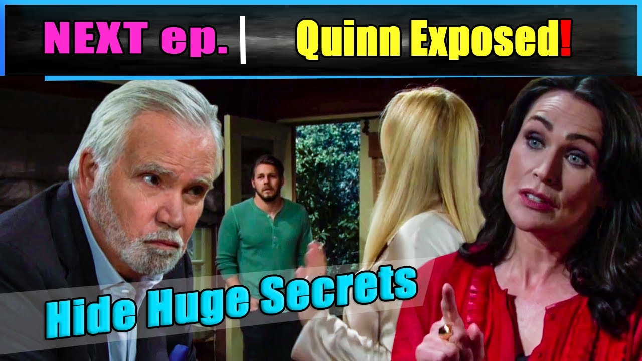 Download Huge Secrets Revealed, the bold and the beautiful today full episode May 4 2021 Tuesday 4/4/2021