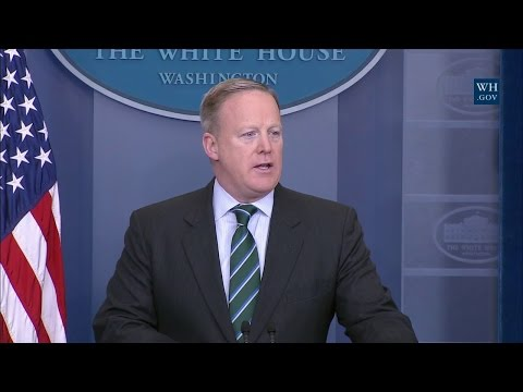 3/14/17: White House Press Briefing