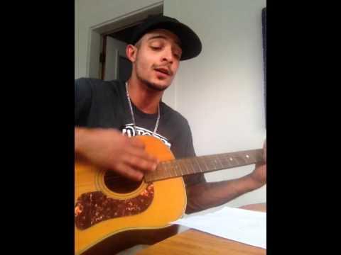 Thomas Rhett - you make me wanna acoustic cover by Marcus Hughes