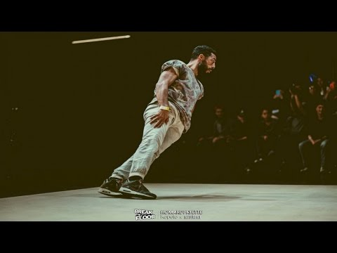 Break The Floor 2016 | Yaman judge demo