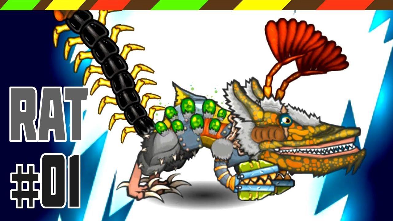 Mutant Fighting Cup 2: RAT #01| Đấu Trường Quái Thú 2 | DCTE VN