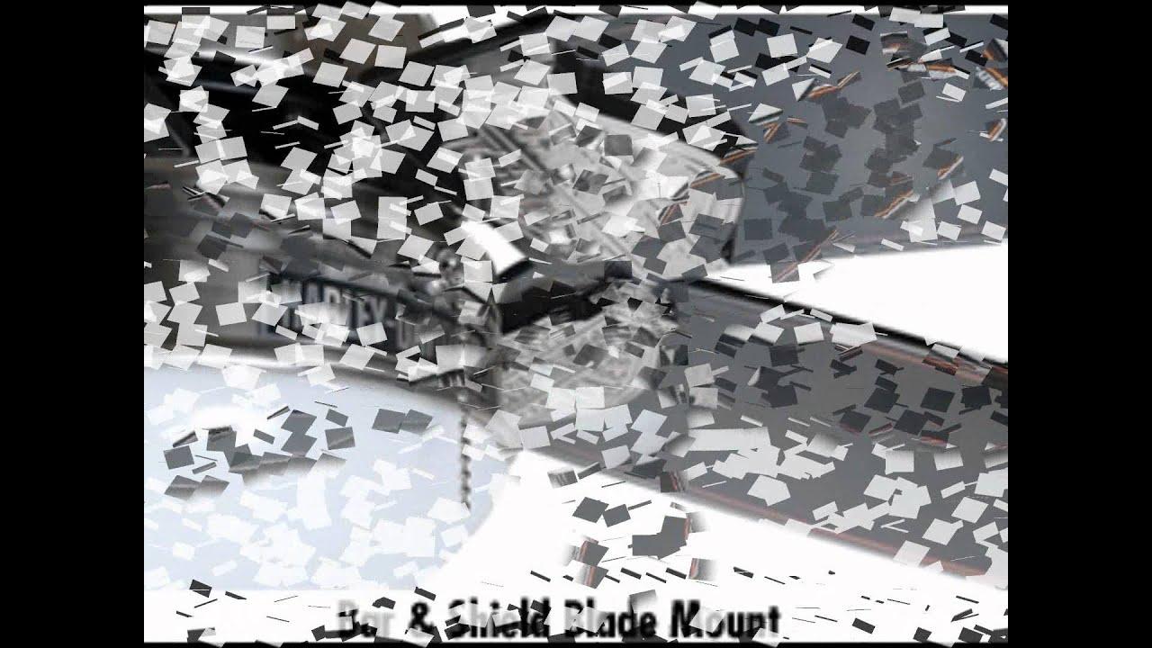 Harley Davidson Ceiling Fan Hdl 17105 Youtube