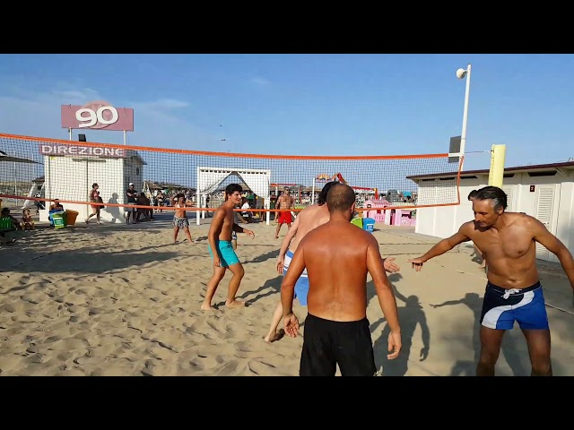 Spiaggia 90 Rimini BeachVolley