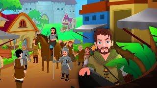 रॉबिन हुड | Robin Hood Story in Hindi | Kahani | Hindi Fairy Tales By Baby Hazel