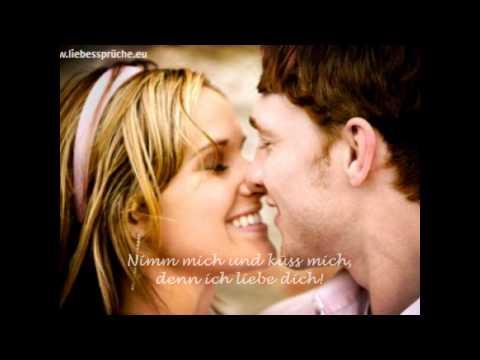 Kurze, romantische Liebessprüche