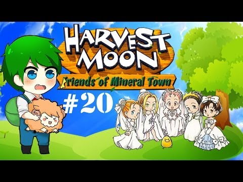 harvest moon friends of mineral town how to meet kappa