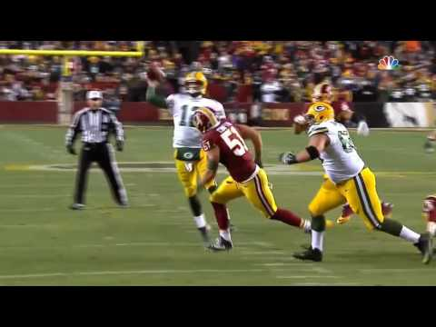 Aaron Rodgers Top 10 Plays of 2016