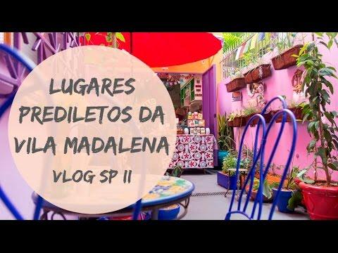 Aonde ir na Vila Madalena: Bares, Restantes, Pubs - Vlog SP #2 | Karina Viega