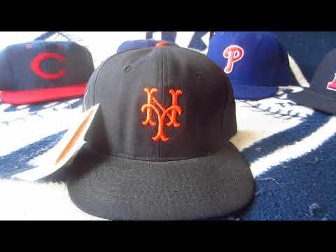 Cap Of The Week:  1949-1957 New York Giants
