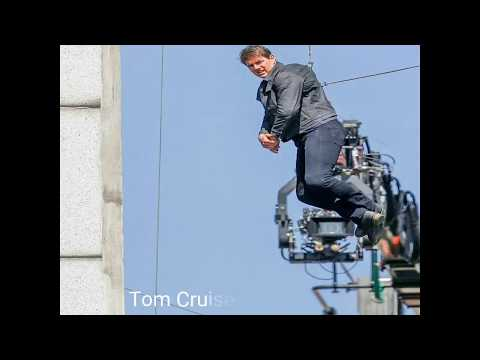 Tom cruise injured on mission impossibel 6 set in London