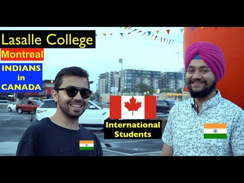 Meeting International Student Of Lasalle College, Montreal *Subscriber Comments Discussion*