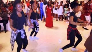 WEDDING DANCE ACT (SOBA & RISHAIMELINE)