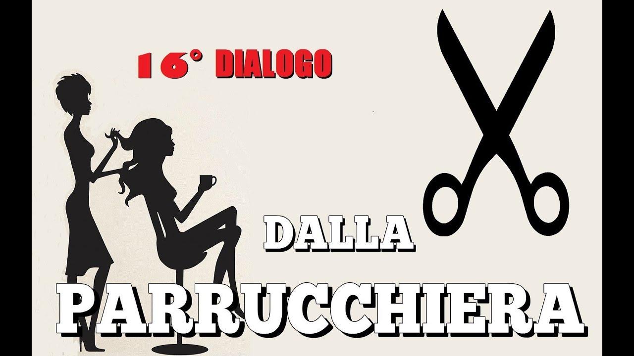 Tedesco Facile 54 16 Dialogo Dalla Parrucchiera