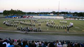 WPHS Sound of the Wildcats, MPA 2017, West Side Story