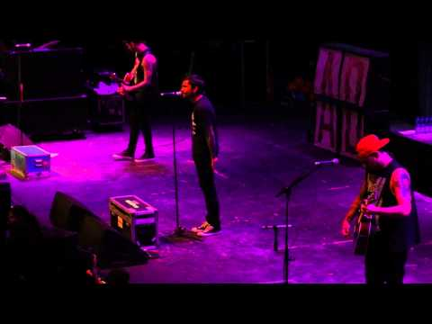A Day To Remember - It's Complicated - If It Means.... (LIVE FULL HD Santiago de Chile 2014)