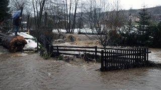 Zbog obilnih kiša poplavljene kuće i usjevi