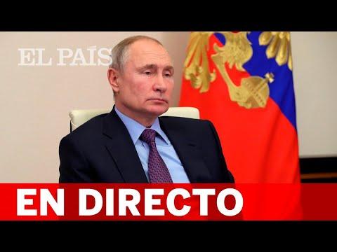 DIRECTO | PUTIN interviene en el FORO DE DAVOS