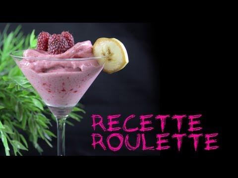 recette-:-glace-minute