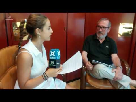 Entrevista a Paco Gas, President del COPATE, Consorci de Polítiques Ambientals de les TE - 06-09-16.