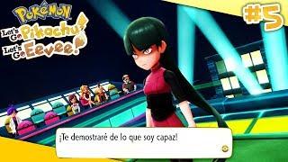 ¡Hay que DETENER al TEAM ROCKET! - Pokemon Lets GO Pikachu / Eevee