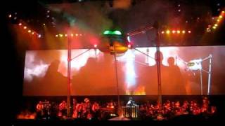 Jeff Wayne War Of The Worlds Live